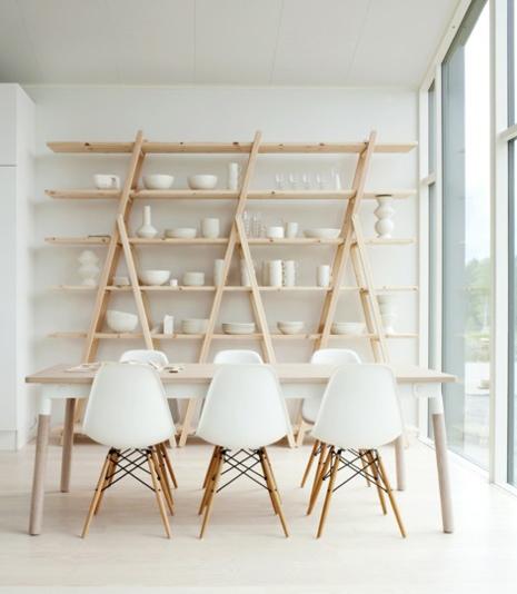 Eames Molded Plastic Chair Vanessa Larson
