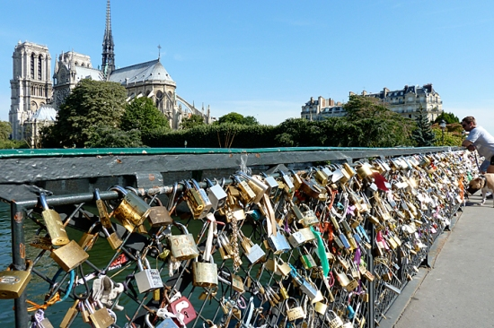 Locks and Notre Dame