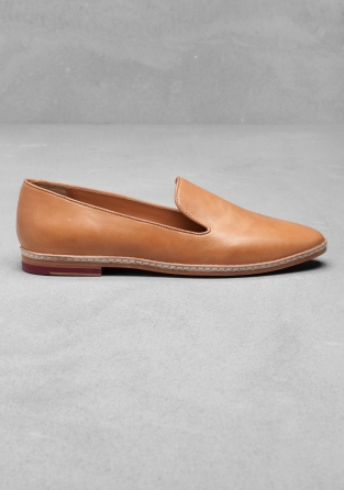 Leather Slippers Stories