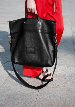 Leather Weekend Bag Stories