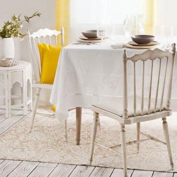 Zara Linen Tablecloth