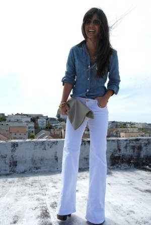 White Jeans 3